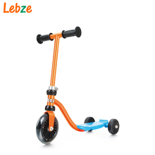 Mini Kids Scooter for Children Outdoor Toys Three Wheel Kick Scooter for 1-3 Years Baby Slide Bicycle