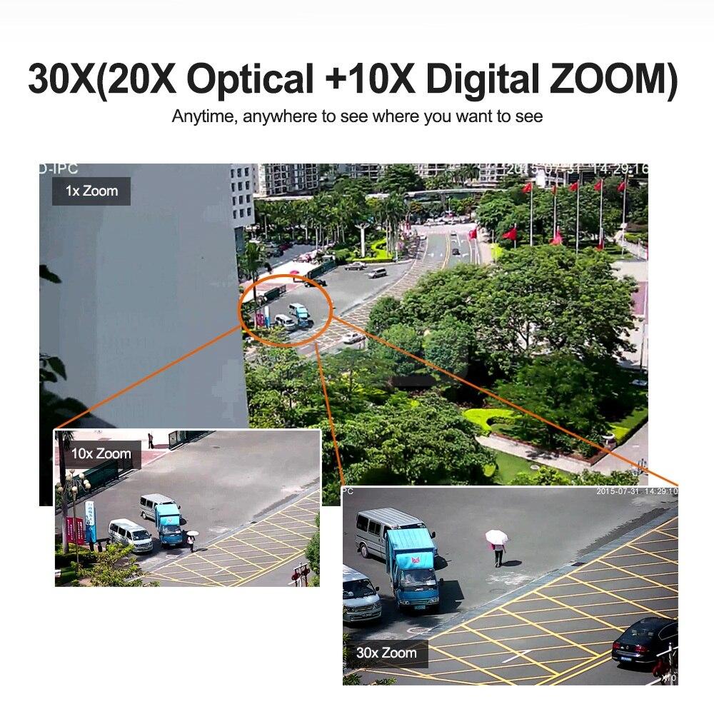 05 30x zoom IP Camera