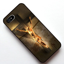 Jesus on a cross Case Cover, Case  for Apple Iphone 5 5S/ 4 4S/5c / 6/ 6plus