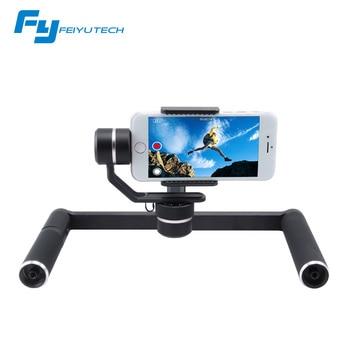 FeiyuTech SPG ПЛЮС 3-осевой кпк смартфон gimbal профессиональная фотосъемка платформы для телефонов