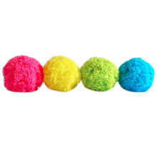 Innovative Home Rolling Vacuum Cleaner Ball Pocket Size Automatic Microfiber Floor Cleaner Pet Dogs Funny Toys Balls