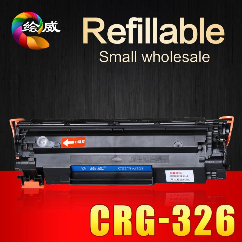 CRG 126 326 726 CRG 128 328 728 Compatible Toner Cartridge for CANON printer LBP6200d  iC MF4570dn<br><br>Aliexpress