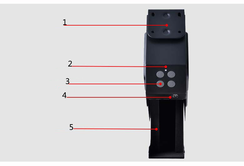 Gun Safe box Guns Password Safe box Digital Code Safes With Security Key High Quality Steel Strongbox (14)