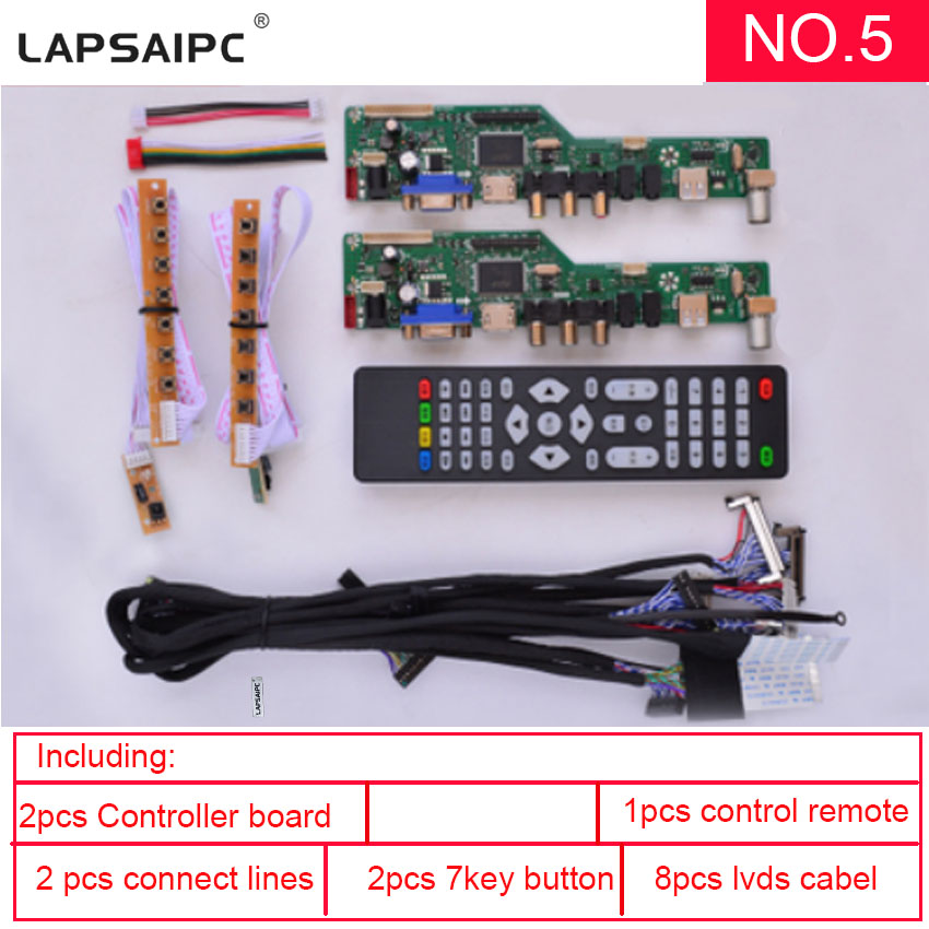 lcd panel Controller Board