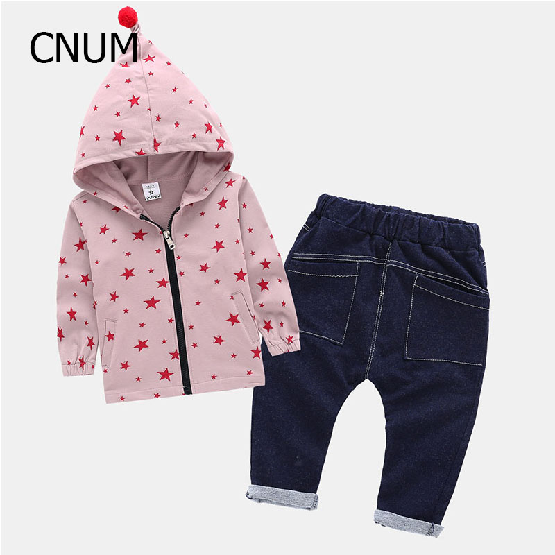 Spring Kids Clothing Sets Childrens Wear hooded Cotton girls Sets Autumn Casual Tracksuits Kids Clothes Sports 2 Pieces Suit<br><br>Aliexpress