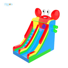 Newest Design Inflatable Giant Slide Inflatable Jumping Slide With Air Blower For Sale
