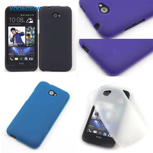 VOONGSON Matte TPU Silicone Gel Case Cover For HTC Desire 601 Zara Dual Sim 6160 Skidproof Cell Phone Protective Cover Bags