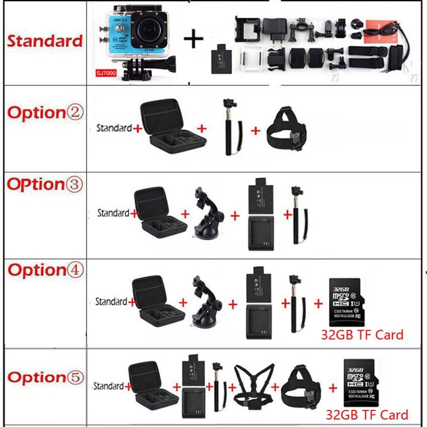 Action-Camera-Full-HD-1080P-Gopro-hero4-Style-Wifi-170-Degree-Waterproof-30M-Sport-Camera-Aluminum