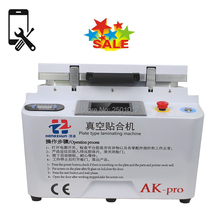 Hongzhun AK pro OCA Vacuum Laminating Machine Mobile LCD Repair Machine Bubble Removing Machine(China)