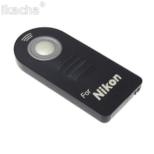 ML-L3 ML L3 IR Wireless Remote Control For Nikon D7000 D5100 D5000 D3000 D90 D80 D70S D70 D50 D60 D40 D40X 8400 8800 Camera(China)