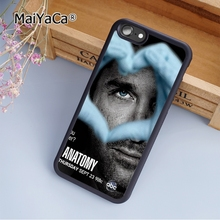 MaiYaCa Unique greys anatomy 12 soft mobile cell Phone Case Cover For Samsung Galaxy S7 Edge Custom DIY cases(China)