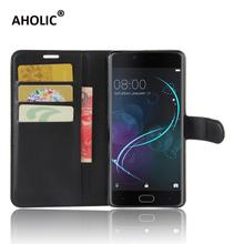 Buy Doogee Shoot 1 Case Flip Luxury Fashion PU Leather Back Fundas Coque Cover Case Doogee Shoot 1 Phone Stand for $3.99 in AliExpress store