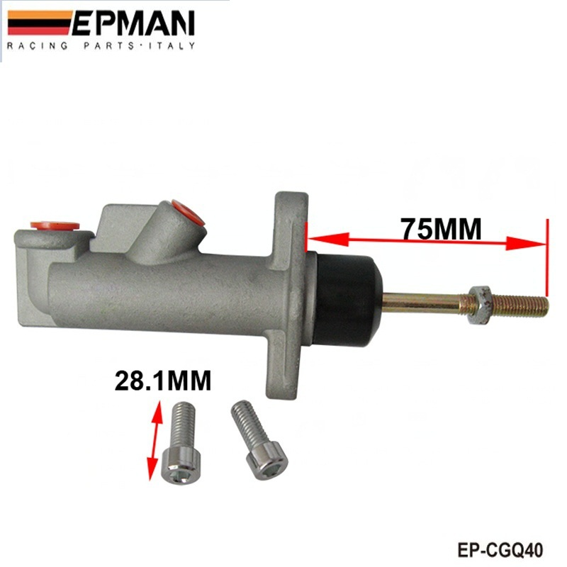 New Type Brake Clutch Master Cylinder 0.625 Remote Hydraulic Handbrake EP-CGQ040