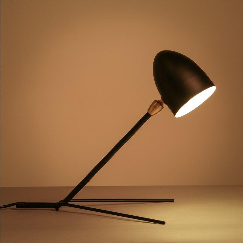 New arrival Nordic table lamp Desinger  Serger Mouille duckbill table light  brief  desk lamp  bedside study room lighting<br><br>Aliexpress