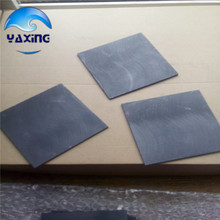 100x100x3mm high strength graphite plate for industry
