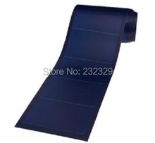 Wholesale 72W thin film flexible solar panel  , high efficiency suitable for solar home system good performance at low light.