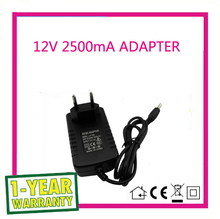 12V 2.5A AC Adapter Power Supply Wall Charger for Cube I7 Book Windows 10 Tablet PC US UK EU AU PLUG
