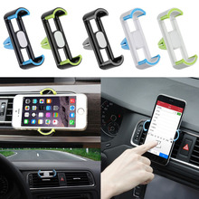 Best Universal Mini Car Air Outlet Holder Stents Vent Mount Support For Cell Phone