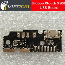 Bluboo Xtouch X500 USB Board 100% Original New Charging Replacement Assembly Repairing Part Accessories For Mobile Phone