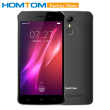 HOMTOM HT27 Smartphone 3G Phone 5.5inch MTK6580 Quad Core Android 6.0 1GB +8GB 8.0MP+5.0MP Camera 3000mAh Battery Smart Phone