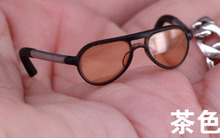 Rare 1/6 Scale Testing Glasses Tony Stark Fashion Accessory(China)