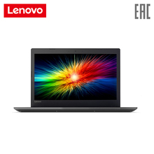 "Ноутбук lenovo 320-15IAP 15.6""/N4200/4ГБ/1ТБ/R530M/noODD/DOS/Черный (80XR0166RK)(Russian Federation)"