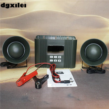 Factory desert hunting device mp3 bird sound caller CP392 with timer calls(China)