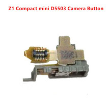 Camera Switch flex cable For Xperia Z1 Compact D5503 Camera Button Flex Cable Ribbon Repair Part