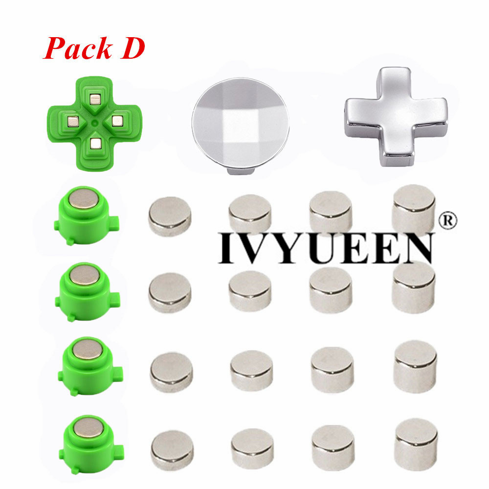 for Dualshock 4 ps4 metal buttons 14