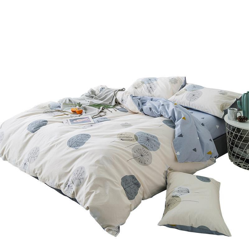 Matrimonio Bed Cover : Casal lencoes duvet cover queen size dekbedovertrek nordico