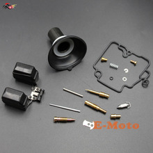 PZ18 18mm CARBURETOR CARB REPAIR REBUILD KIT GY6 49CC 50CC 139QMB MOPED SCOOTER ATV QUAD new E-Moto(China)