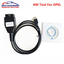 Hot selling for Opel KM Tool Mileage correction tool for opel edc16 km tool with free shipping km tool for opel promotion price
