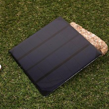 4.5W 6V Monocrystal Solar Panel Energy Grade Photovoltaic Plate Charge Professional Outdoor Travelling Powerbank Board DIY Cell