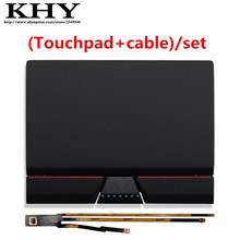 New original Three Keys Touchpad with/cable set For ThinkPad X270 X260 X250 X240 Series(China)