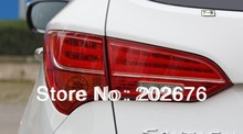 , CHA FOR 2013-UP ORIGINAL SANTA FE IX45 CAR LED TAIL LIGHT/REAR LAMP ASSEMBLY