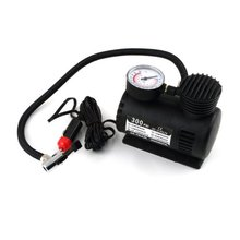 Portable 12V Auto Car Electric Air Compressor Tire Infaltor Pump 300 PSI New