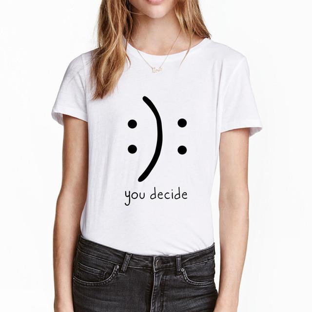 Women's Casual T-Shirt (2 Colors)
