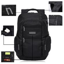 Laptop Backpack Water-Resistant Anti-Theft Outdoor Travel Rucksack Laptop Backpack With USB Port
