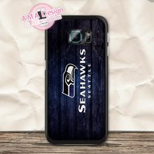 Seattle Seahawks American Football Case For Galaxy S6 Edge Plus S5 S4 active mini Note 5 4 Core Prime Ace Win(China)