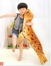 about 100 cm simulation seal plush toy sea dog doll throw pillow gift w4632(China)