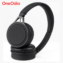 Wireless Headphone for Mobile Phone Computer Bluetooth 4.1 Wireless Headphones With Microphone Over Ear Stereo Deep Bass Headset(China)
