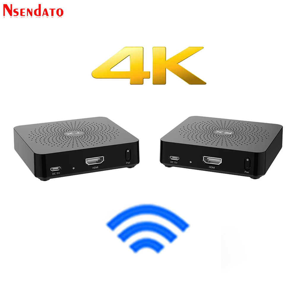 Measy W2H 4K 60HZ Wireless av Transmitter Receiver (3)