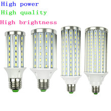 Big led corn bulb high power 7w 13w 16w 20w 23w 25w 28w 45w AC85-265V E27 LED lampada SMD 5730 led aluminum pcb light led(China)