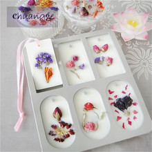DIY Aromatherapy Wax Silicone Mold Super Popular Personalized Gifts Flower Ornaments Wax Mold Soap Candle Mold DIY Clay Crafts(China)