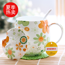 2016 fashion keep coffee mugs with lid coffee mug anti dust coffee cup seal mass water bottle cups and mugs tazas tea cup travel