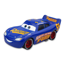 Disney Pixar Cars Cars 3 Fabulous Lighting McQueen Jackson Storm Cruz Ramirez Diecast Metal Alloy Model Cars Toy For Kids Boys(China)