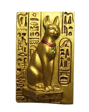 Hot Sale High Quality Best God Of Egypt 3D Fridge Magnets Travel Souvenirs Refrigerator Magnetic Stickers Home Decoration(China)
