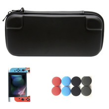 Buy Travel Storage Hard bag EVA Travel Carrying Pouch Cover Protective Case Nintendo Nintend Switch NS NX Game accessories Strap for $8.54 in AliExpress store