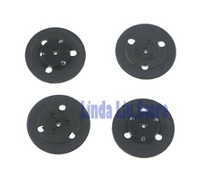 For PSONE CD Laser Disc Holder For Playstation 1 PS1 Replacement Spindle Hub 2pcs/lot