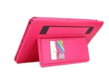 PU Leather Stand Case for Apple Pad 2 3 4 5 6 7 Card Slot Protective Cover for Pad Mini 1 2 3 4